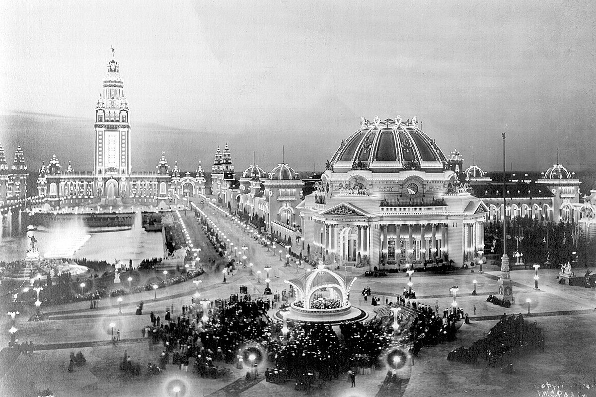 The 1901 Pan American Exposition
