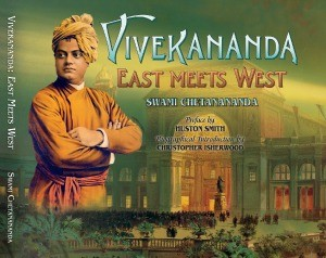 Vivekananda East meets West - Front Cover - Web